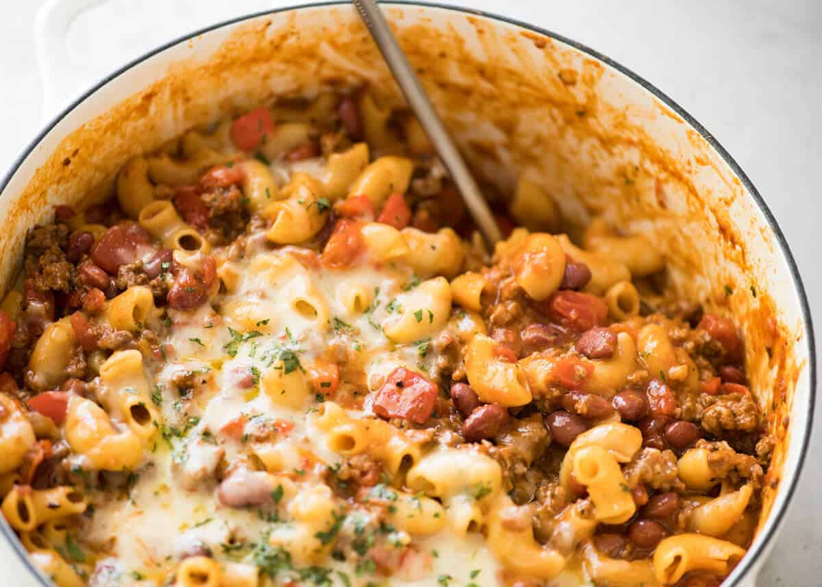 Best Chili Macaroni Recipe