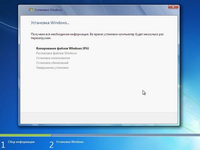 Kopieer Windows-bestanden