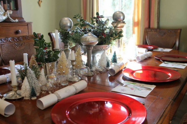 Christmas Family Room Decorating Ideas