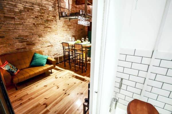 Upcycled Interior Design