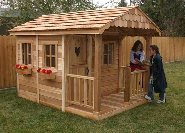 Diy Backyard Shed Plans