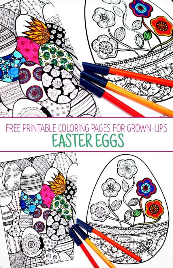 easter coloring pages free # 25