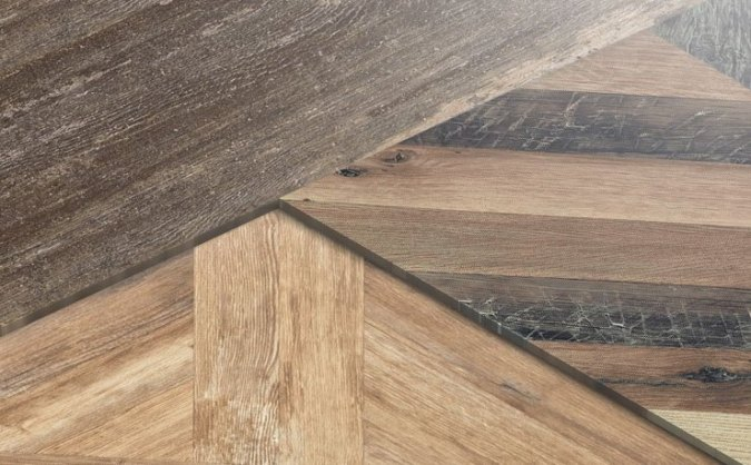 Wood Look Tile  Indoor and Outdoor Flooring