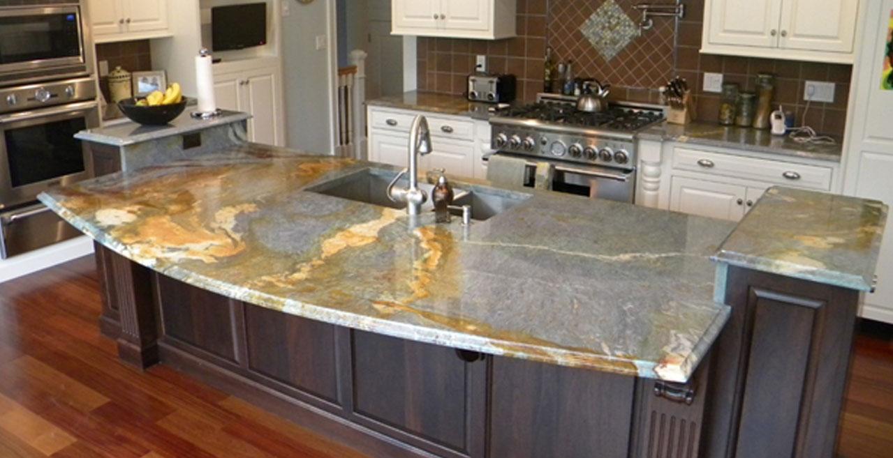 Quartz Versus Granite Kitchen Countertops