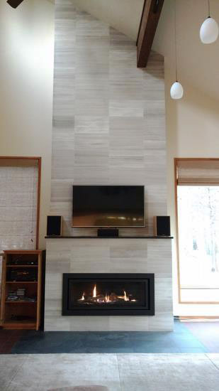 10 Fireplace Makeover Ideas Before And After