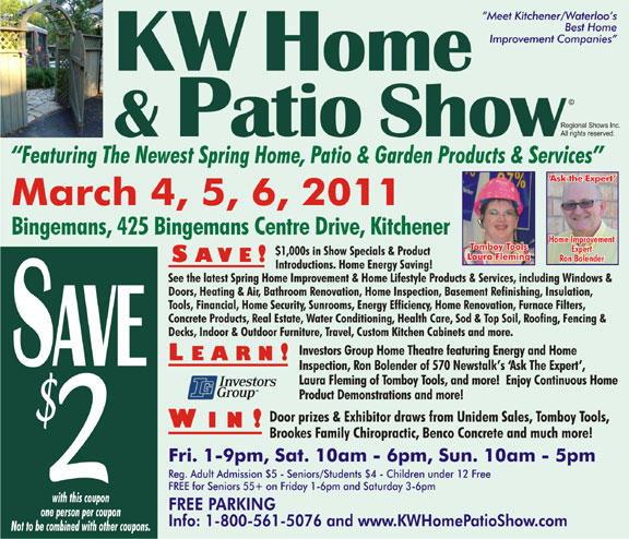 K W Home And Garden Show