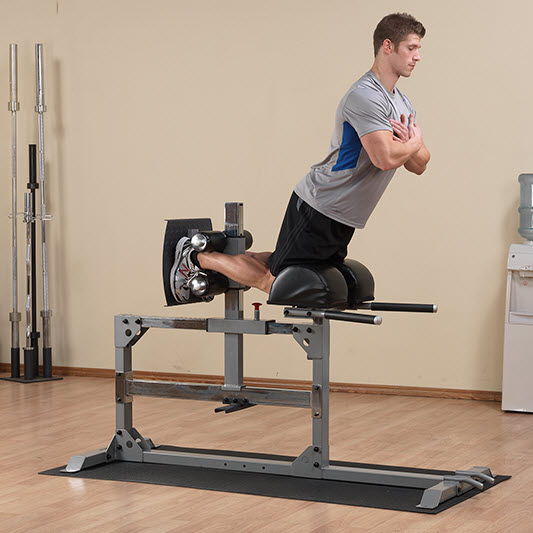 Body Solid Glute And Ham Machine Free Shipping