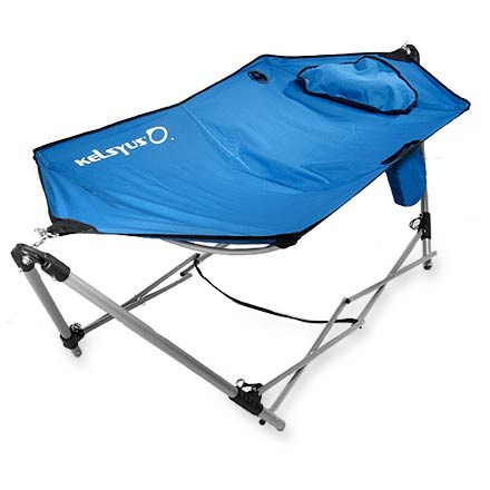 Kelsyus Portable Deluxe Hammock   REI Co op Product image for Blue