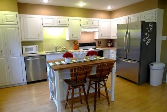 Kitchen Plans Small Kitchens