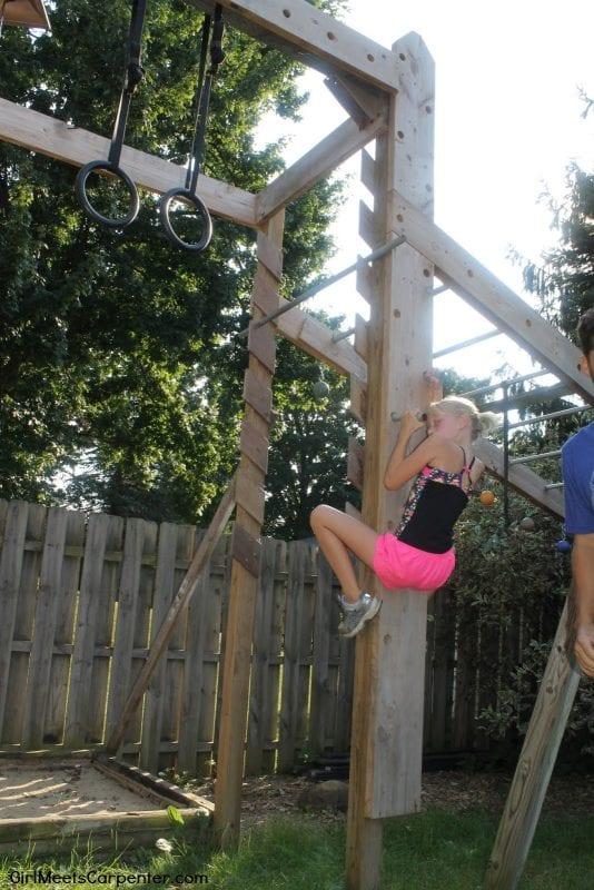 American Ninja Warrior Playground