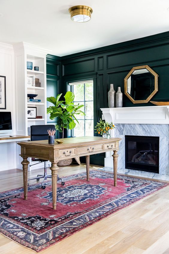 Remodelaholic   You Can Do This  6 Steps to Confidently Decorate     6 Tips to Decorating with Color in your Living Room Design