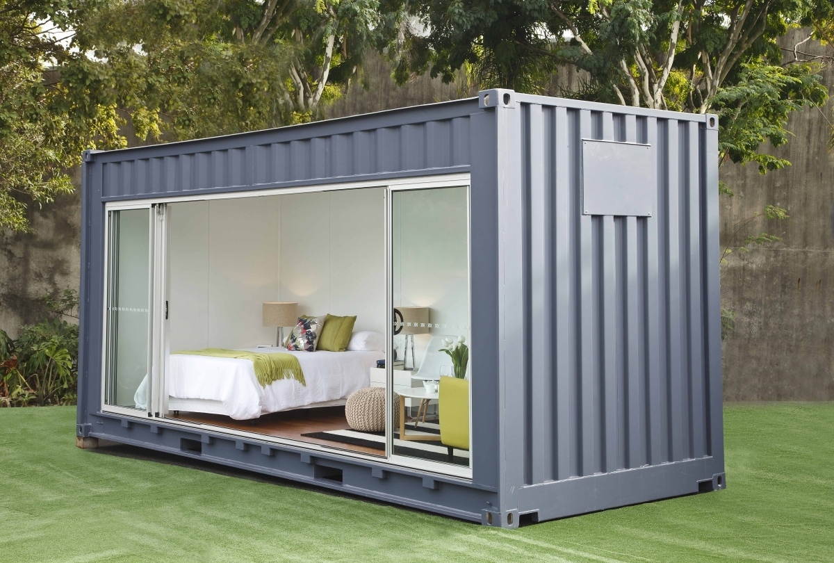 Best Kitchen Gallery: Top 15 Shipping Container Homes In Us How Much They Cost of Shipping Container Shed on rachelxblog.com
