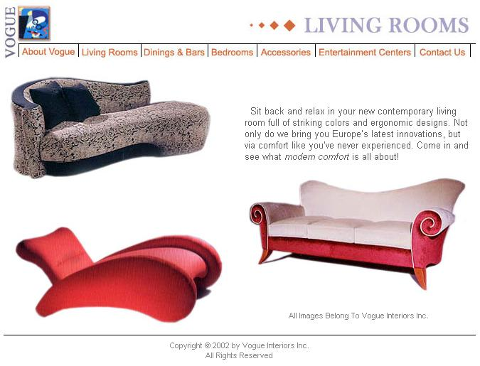 Living Rooms Furniture