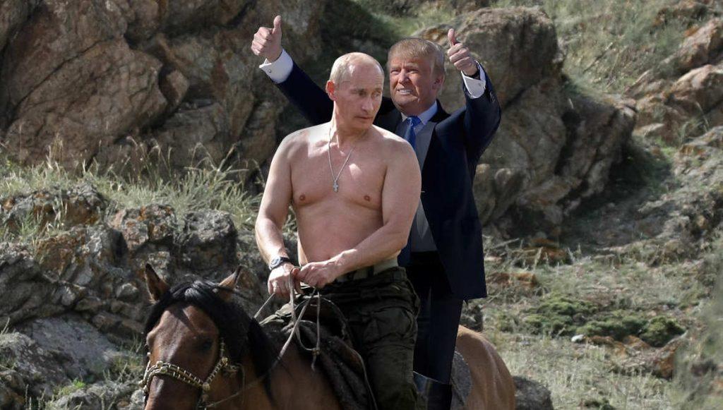 God Emperor Putin Daily Trending