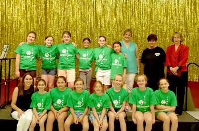 Renna Media | Cranford Junior Girl Scout Troop #40071 earn ...