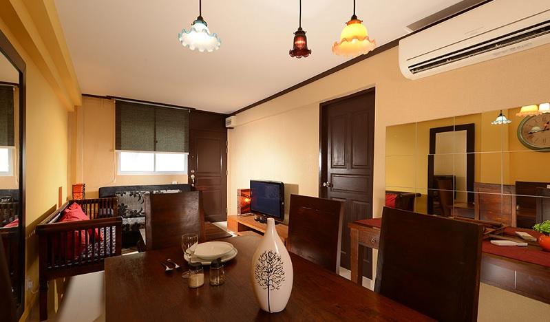 Home Decor 3 Room Flat