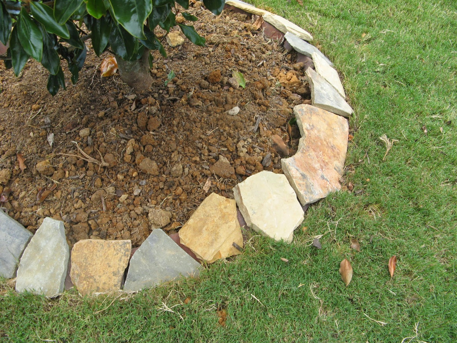 Mulch Edging Ideas