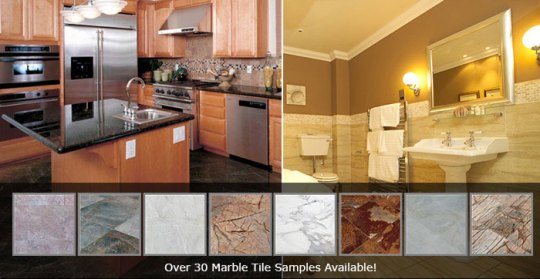 Marble Floor Tile vs  Travertine vs  Porcelain vs  Granite Comparison Marble Tile vs  Travertine vs  Porcelain vs  Granite