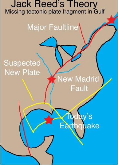 New Madrid Fault Activity