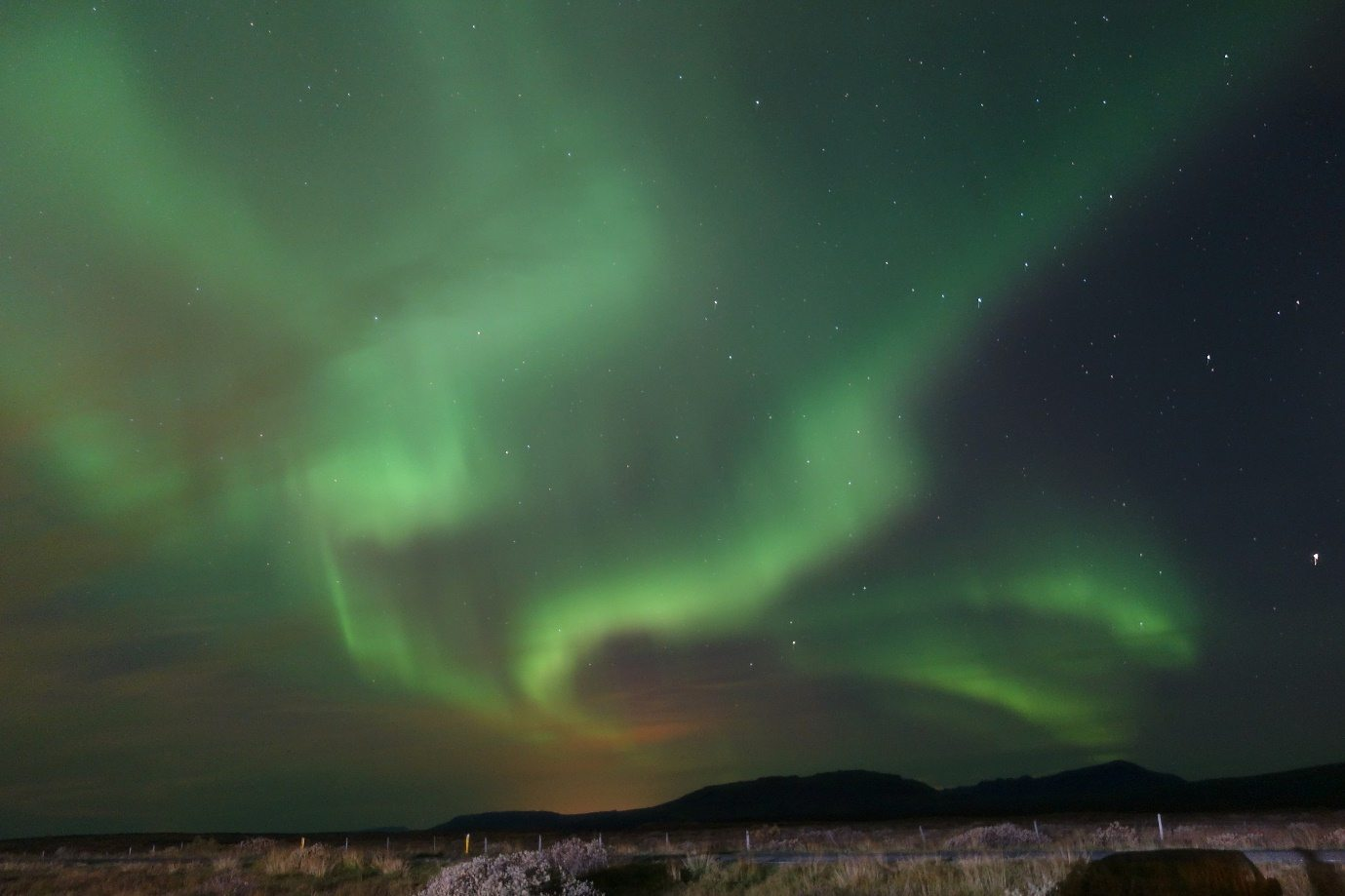 Can You See Northern Lights Iceland October