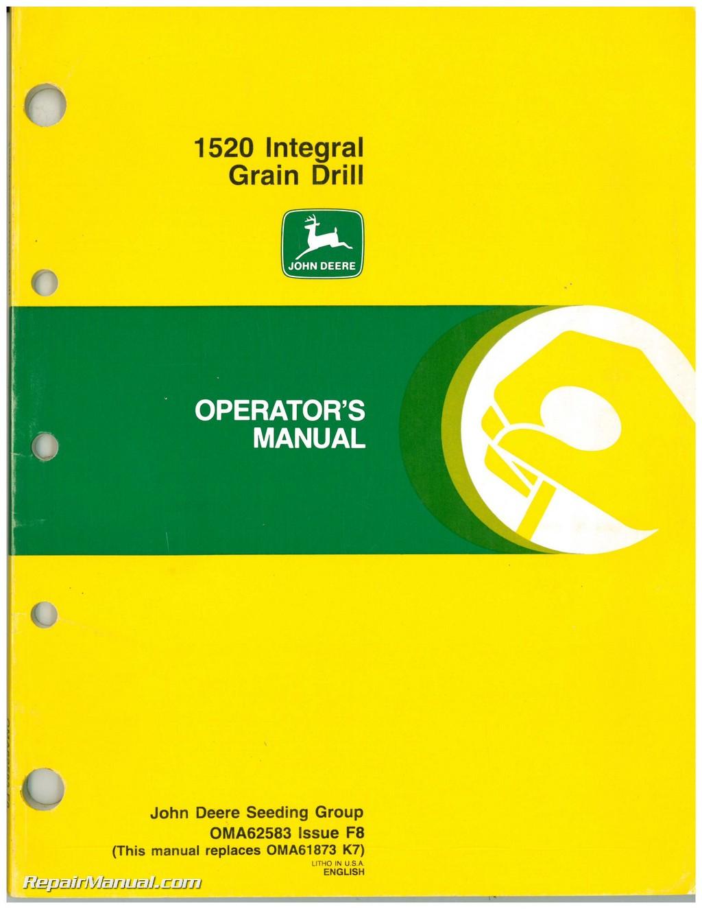 John Deere 2030 Manual Free