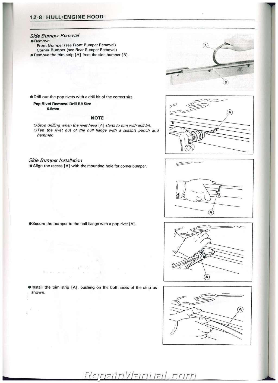 Kawasaki 1100 Zxi Manual 1999