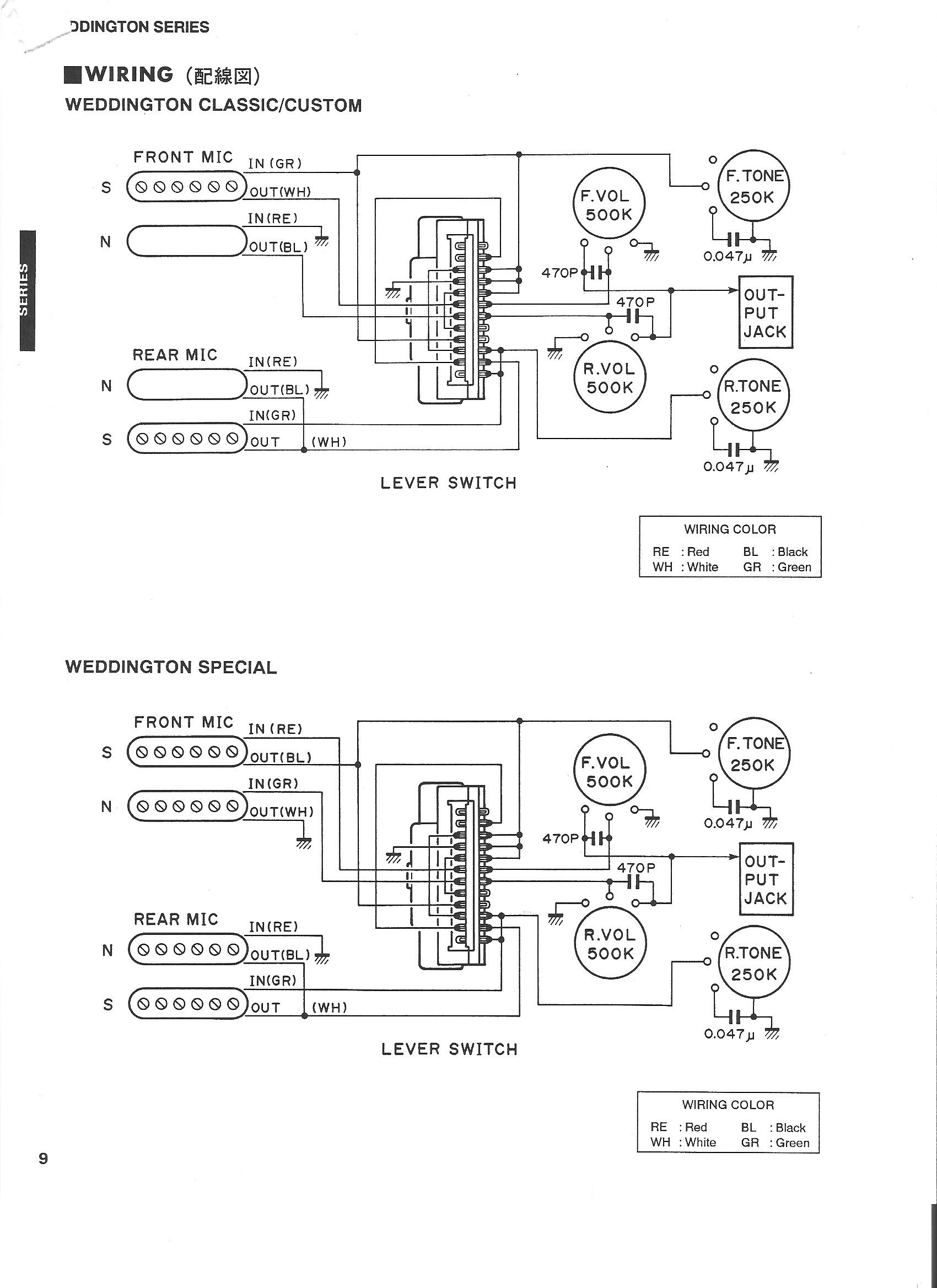 mosrite guitar wiring diagram photo s of mosrite wiring sc rh color castles com Single Pickup Guitar Wiring Diagram Jackson Guitar Wiring Diagrams