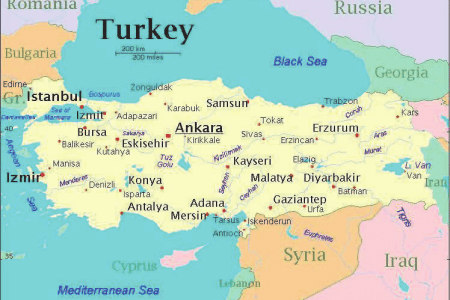 map of turker » Best world and country maps | World and country maps