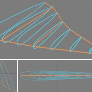 Houxiang Zhang   Ph D   Norwegian University of Science and     Fig  7  Frames of the pectoral fin with identical intervals