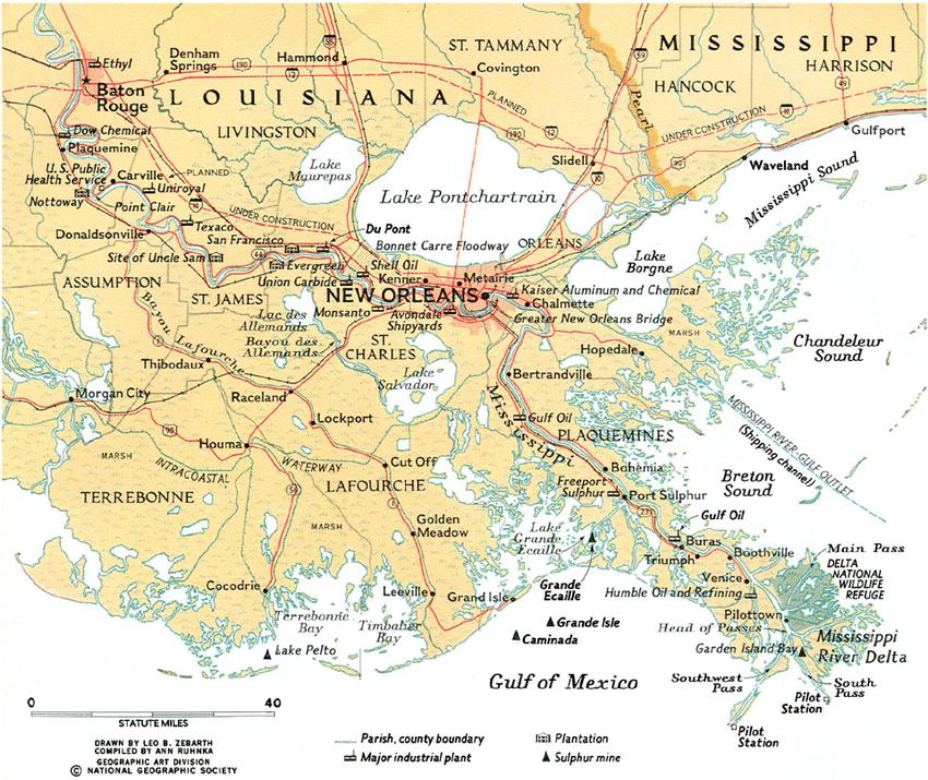 Merrimack River Map Missouri