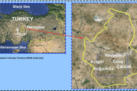 map showing the location of mus cappadocia turkey google map showing the location of mus cappadocia turkey google g reme valley open air museum google my