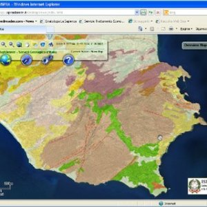 Geologic map of Italy  South of Sicily  sc 1 1 000 000  21     Geologic map of Italy  South of Sicily  sc 1 1 000 000