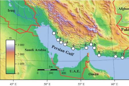 persian gulf on map » ..:: Edi Maps ::.. | Full HD Maps