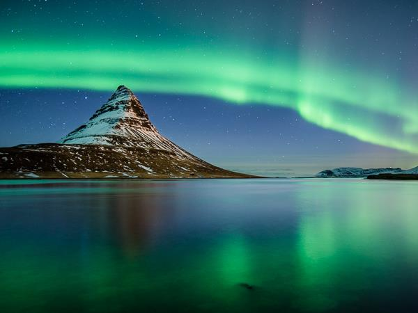 Best Time See Northern Lights Iceland