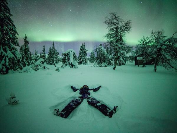 Northern Lights Finland Time Year