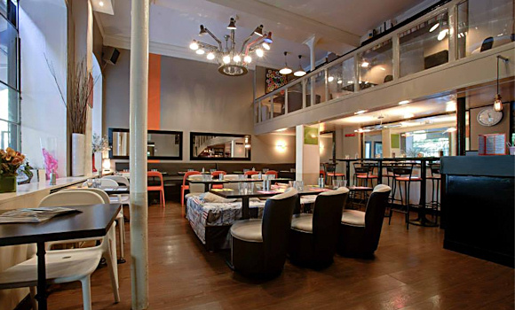 Restaurant Tapas Paris 5eme