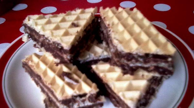 Reteta napolitane umplute cu ciocolata de casa retetele for Ciocolata de casa reteta clasica