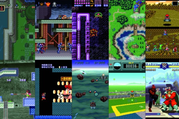 images for games snes