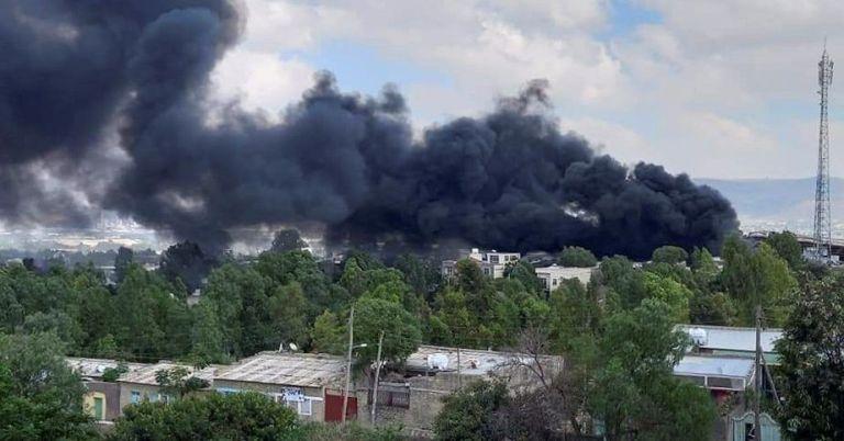 Watch Ethiopia hits Tigray area in third day of air strikes – authorities – Google Ethiopia News