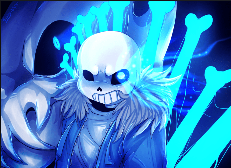 Sans Sin X Cross Nightmare
