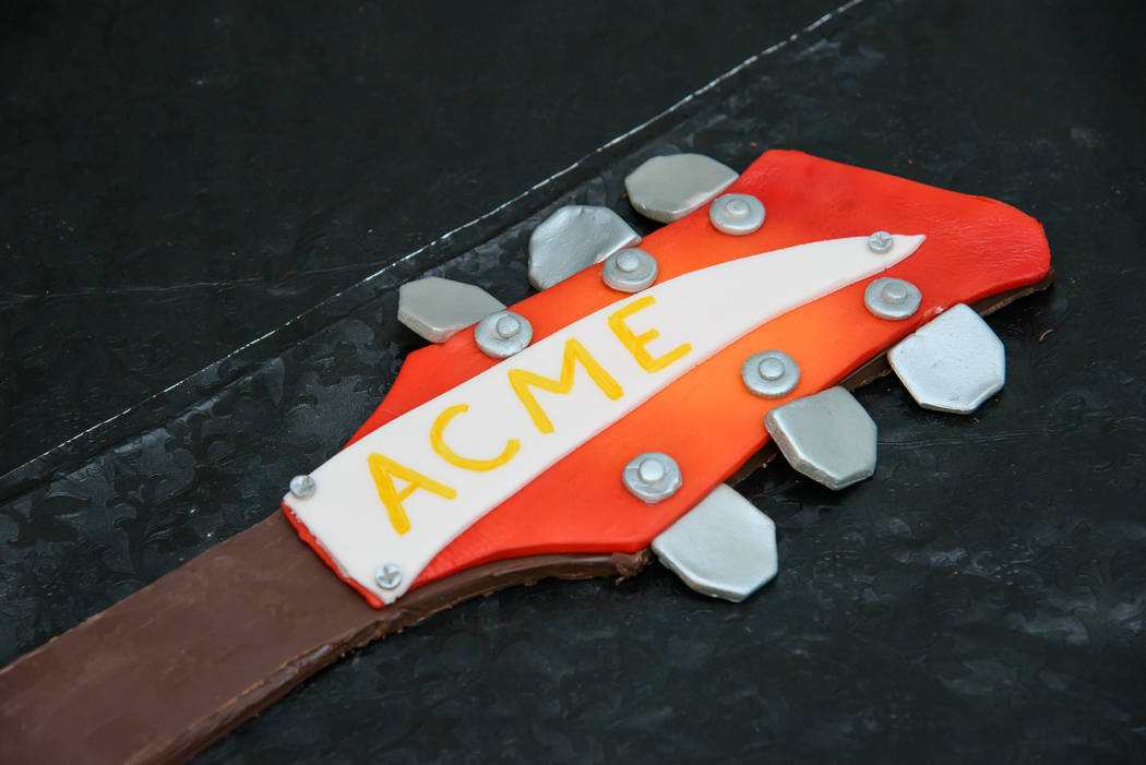 John Fogerty Acme Guitar