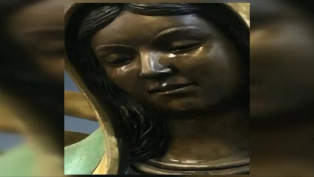 Church Investigating Weeping Virgin Mary Statue In New