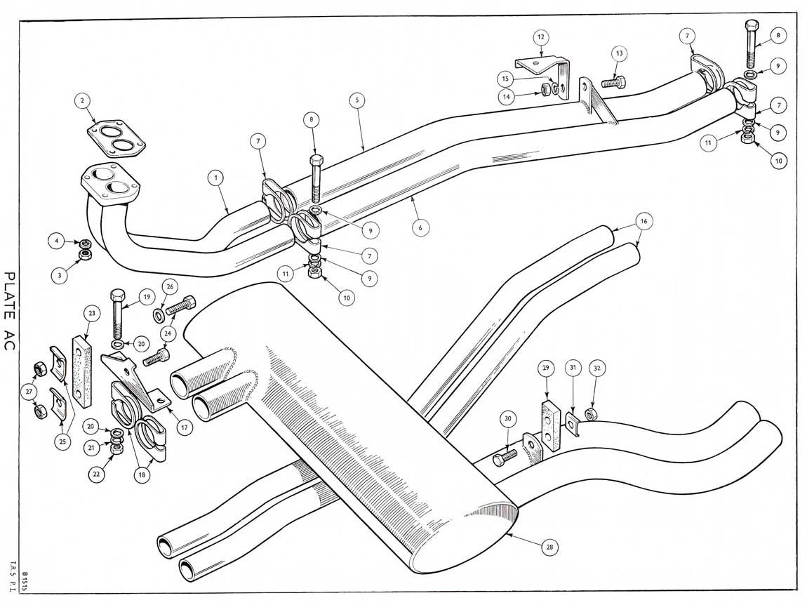 Tr8 wiring diagram triumph tr250 engine