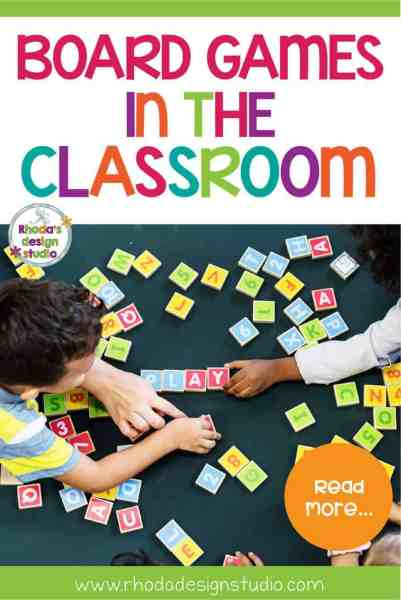 Teaching with Board Games in the Classroom teaching with board games in the classroom jpg