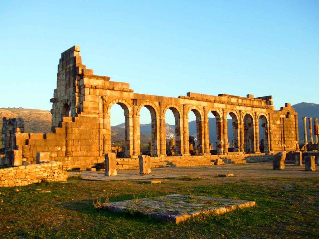 Ancient Mausoleum First