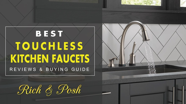 Recommended Best Touchless Kitchen Faucets Reviews