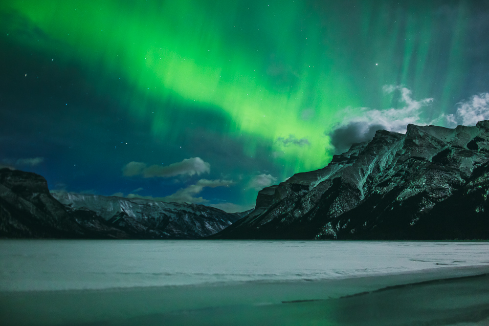 Banff Northern Lights