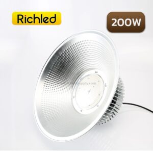 ฝาชี 120 องศา LED HIGH BAY 200W RICHLED PLUS