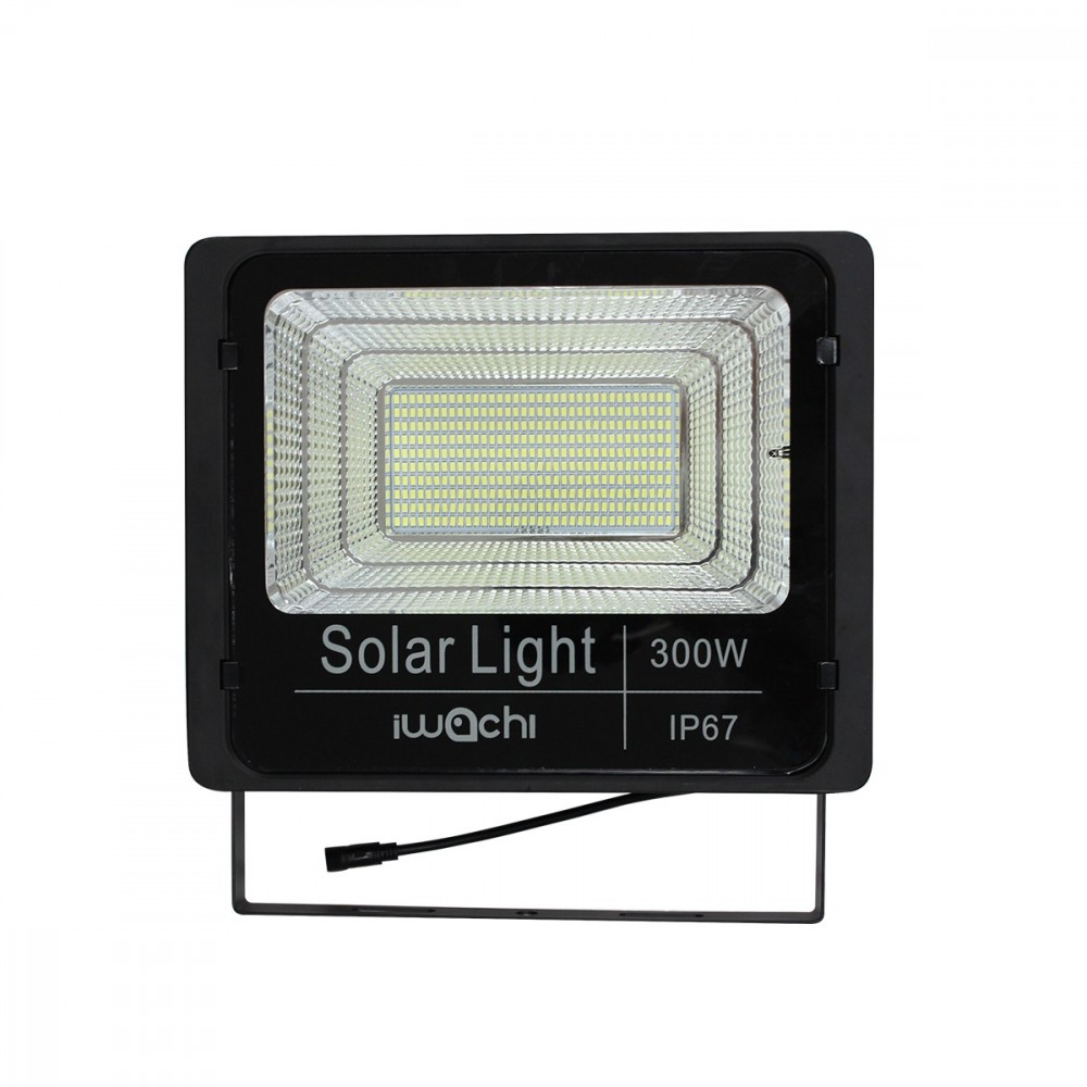 300W LED Solar Spotlight