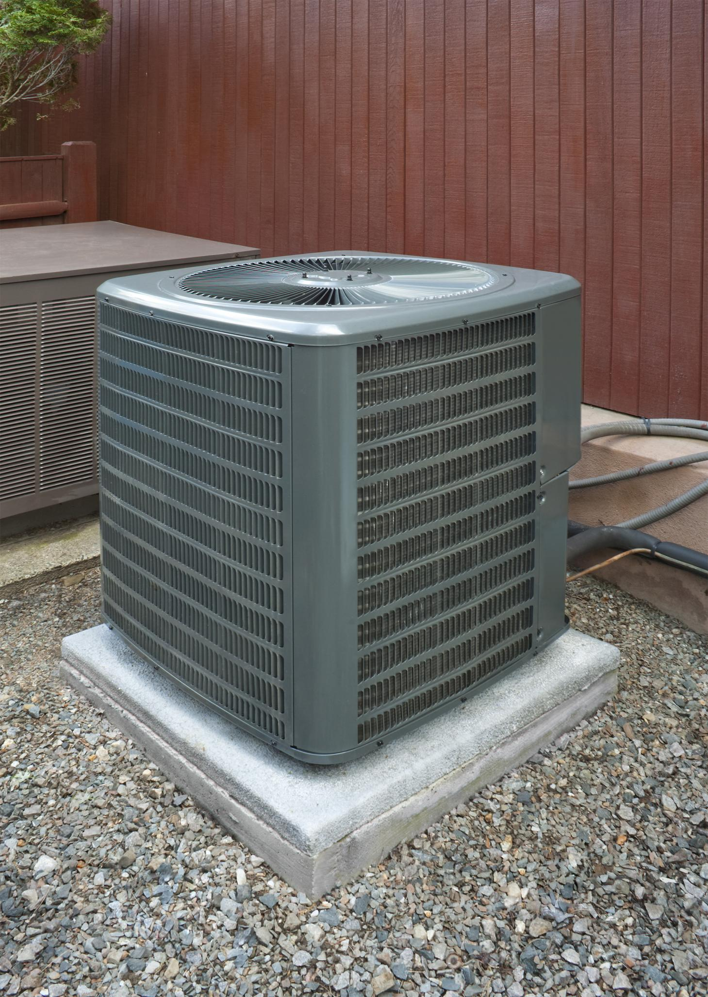 New Central Ac Unit